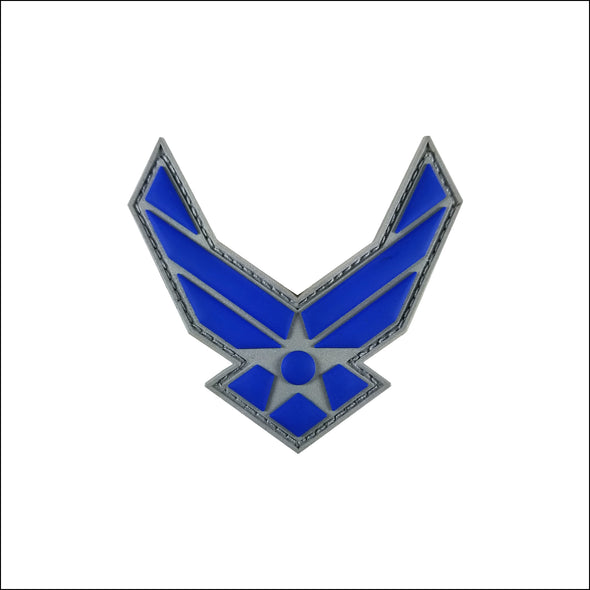 TactiCool - USAF PVC Wings Patch - Saber Torch - 2018 - tactical - bamf