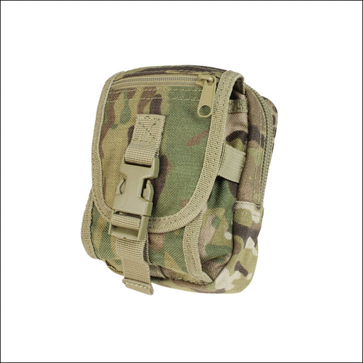 TactiCool - MultiCam Gadget MOLLE Pouch - 2018 - tactical - military - police - veteran - molle