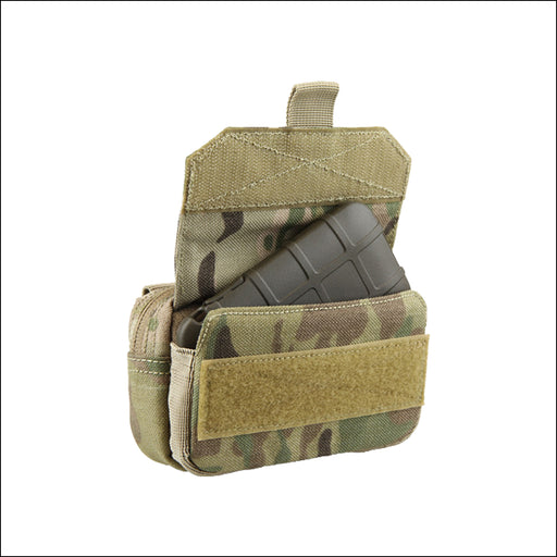 TactiCool - MultiCam DIGI MOLLE POUCH - 2018 - tactical - military - police - veteran - molle