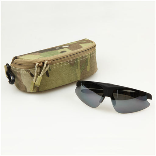 TactiCool - MultiCam Sunglass Case MOLLE Pouch - 2018 - tactical - military - police - veteran - molle