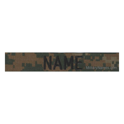 TactiCool - Morale Patch - Velcro Name Tape - lightweight - stand bag - molle - tactical - police - military