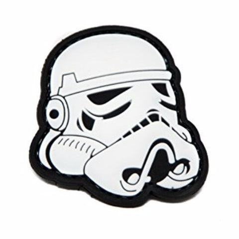 Storm Trooper Patch-Tactical-Retirement-Military-Police-Gift-Carry-Stand-Cart-Ping-Titleist-Morale Patch