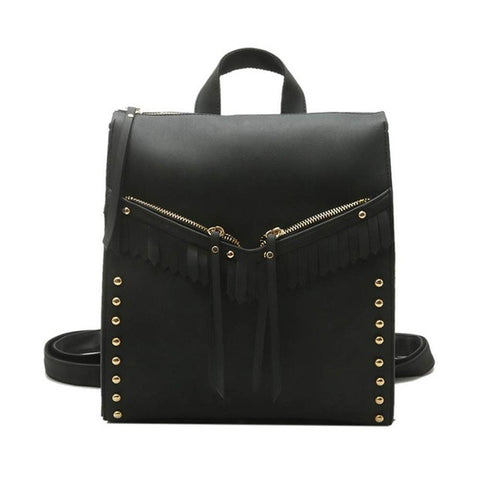 Z & Z Leather backpack designer Shoulder Bag