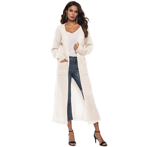 Coat #4 Women Long Sleeve Open Cape Cardigan
