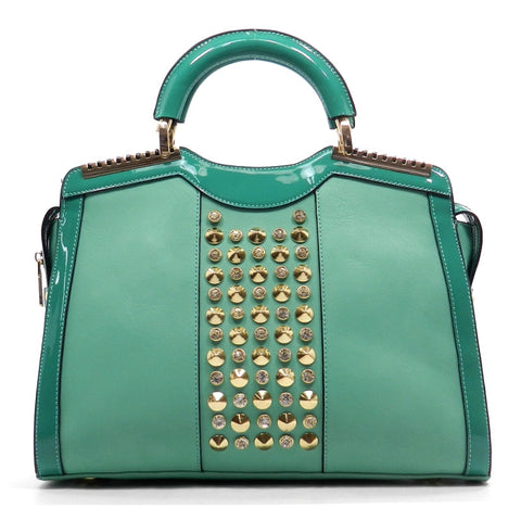 Z & Z  Mint Retro Bag
