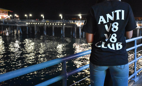 ANTI V8 V8 CLUB Shirt