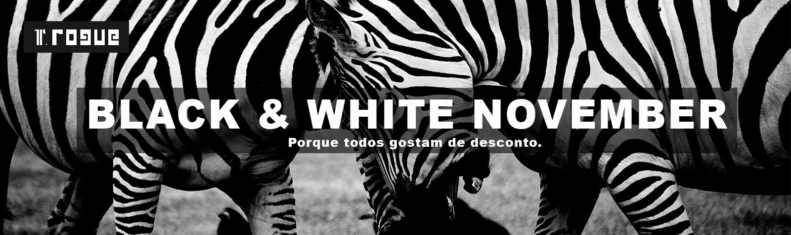 Rogue Black and White Friday