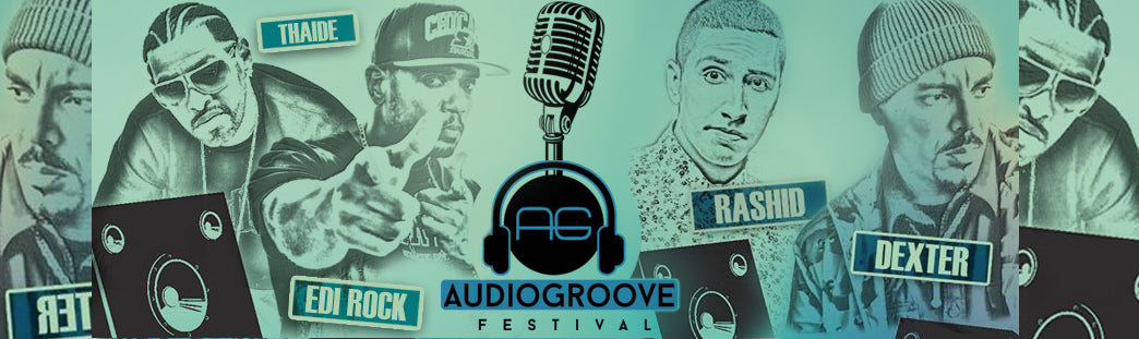 Festival de AudioGroove - Blog de Rogue Apparel
