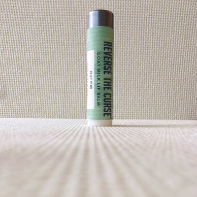Juicy Pear Goat Milk Lip Balm