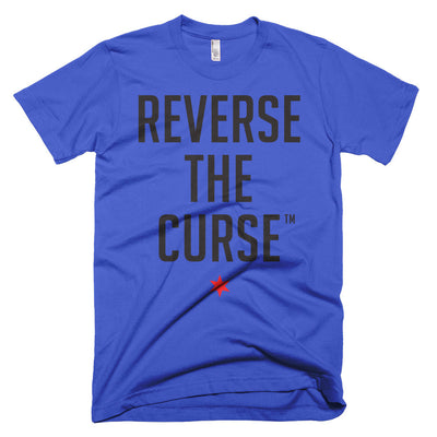 Reverse The Curse™ (goatless) - Short sleeve t-shirt
