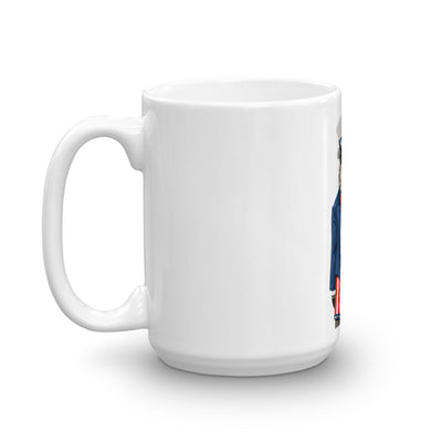 Uncle Sam Goat Mug - Reverse The Curse™