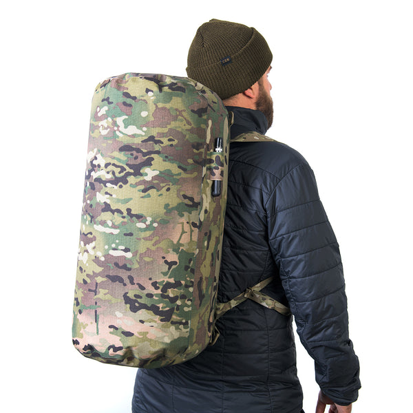 Project TOAD DryBag | CAM