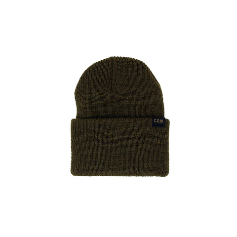 Standard Issue Watch Cap : DRK