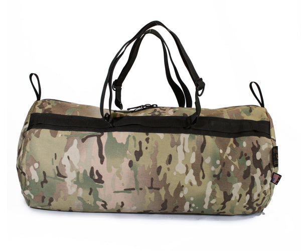 ADB_39 / Adaptable Duffle Bag / BLK