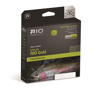 InTouch Rio Gold WF5F Moss/Gray/Gold