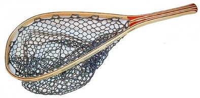 FISKNAT - LAKE FLY FISHING NET