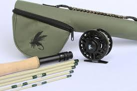 "Maxxon Outfitters ""Passage""  Fly Rod & Reel Combo"