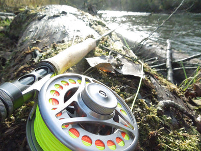 "Maxxon Outfitters ""XMX""  Fly Reel Series"