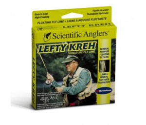 Scientific Anglers Lefty Kreh Signature Fly Line WF-7-F