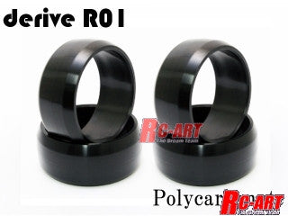 RC-Art Derive R01P Polycarbonate (ART5010)