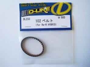 D-Like DL233 102mm Belt