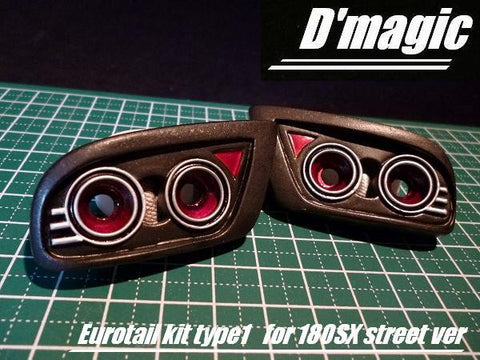 Dmagic nissan 180sx rear light bucket