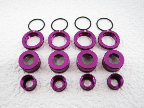 RC926 TRF Color change kit PURPLE (KN-TO02PL)