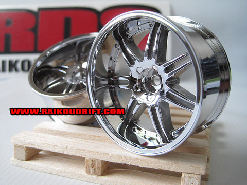 Mikuni Factory Gnosis chrome GS5 +5