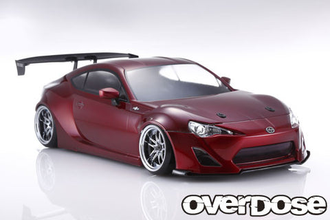 Overdose scion weld FRS clear body OD1987