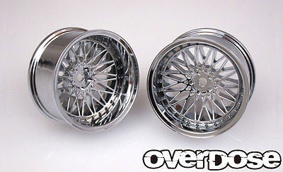 Overdose Yaba King Mesh Chrome +7