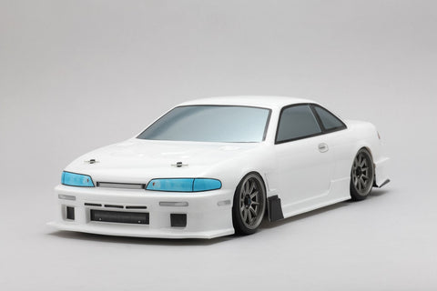 Yokomo Nissan 1093 Speed S14 Body (graphic less) SD-1093B