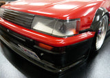 Wrap Up Next 3D Decal for Yokomo Hayashi AE86 Levin -early ver.-