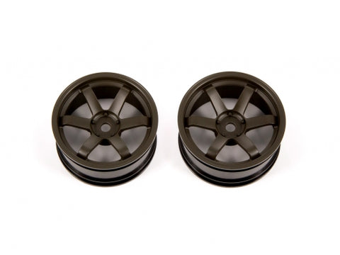 D-Like MS-37SL WHEEL SET OFFSET +5 BRONZE