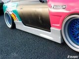 Dmagic aggressive line s14 side skirt