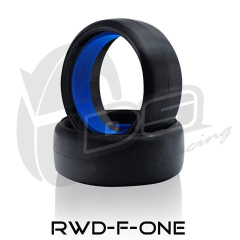 DS Racing RWD Tire F One Series Medium