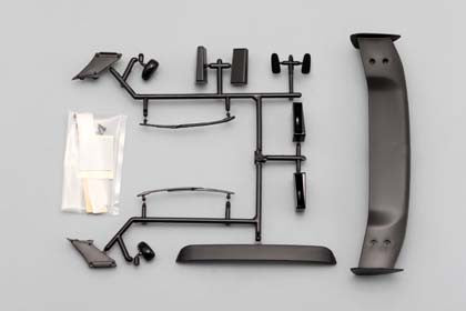 Yokomo D-Max Diversion advan one-via s13 body accessory kit