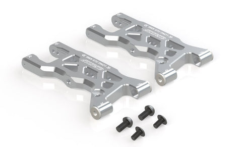 Active Hobby Yokomo Drift Package Rear Aluminum Arm Silver