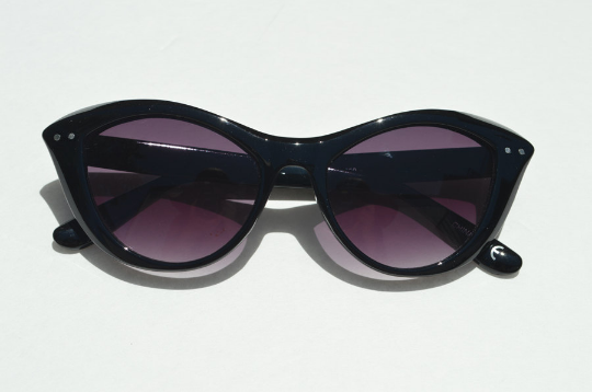 Cat Eyes sunglasses sleek main view