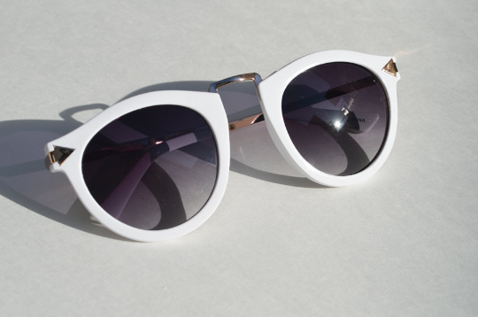 Helter Skelter Sunglasses main view