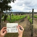 Watercolour at the Winery - SAT 24 NOV 2018 - 10 til 3pm