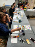 Drink and Draw - A Watercolour Christmas - FRI 24 NOV 2017, 6:30-9pm
