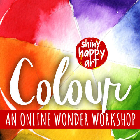 Shiny Happy Colour Online - FULL COURSE RELEASE