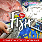 Online Wonder Workshop - Fish