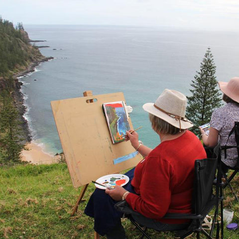 Art Holiday - NORFOLK ISLAND - 16-23 OCT 2018 (FIND OUT MORE)