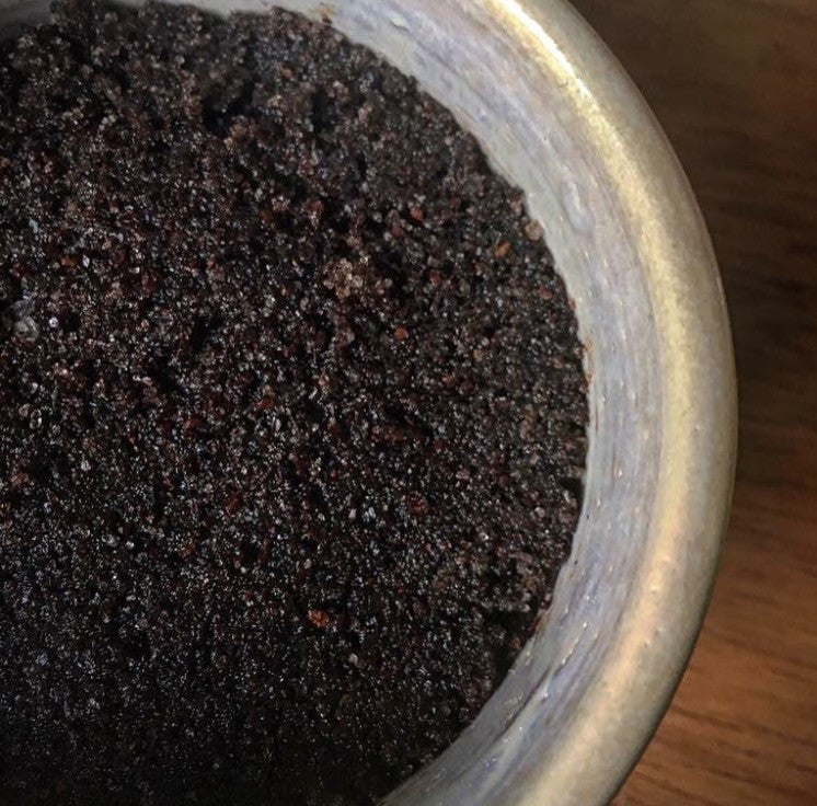 Body Scrub: Awakening Coffee Sugar Salt