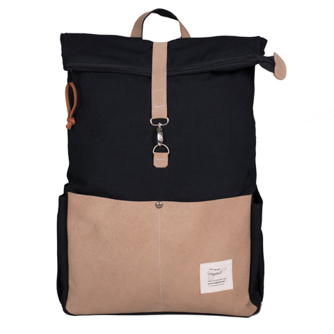 À Sac Vooguish Canvas Autre Leatheramp; Dos Fashion IY9WeDH2E