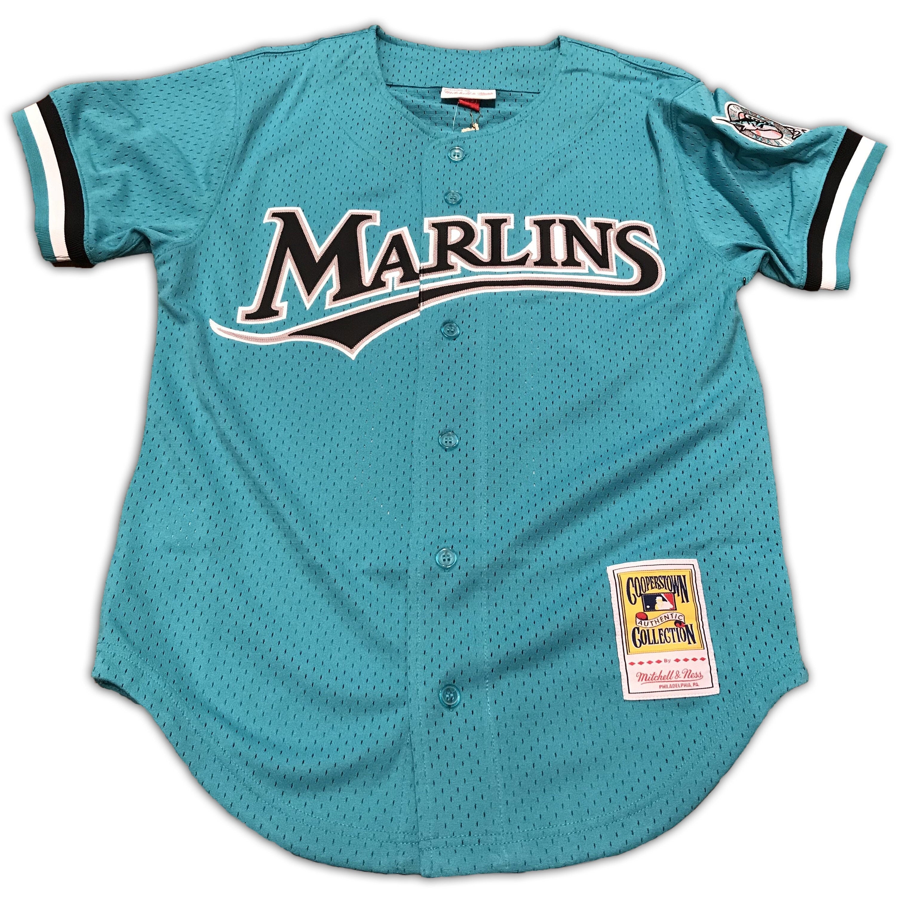 MITCHELL AND NESS JERSEY 7339AMARLIN