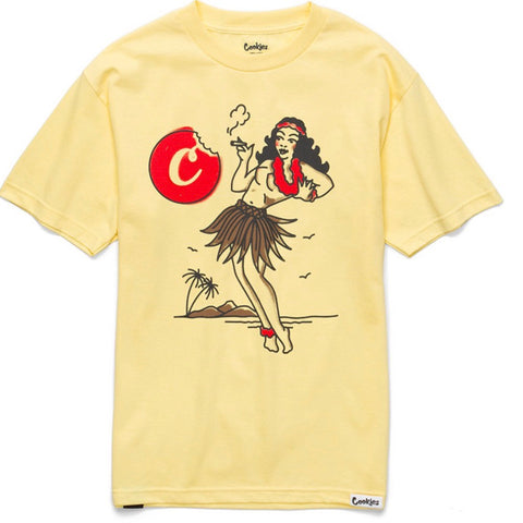 COOKIES TEE GET IT GIRL BANANA 1534T3195