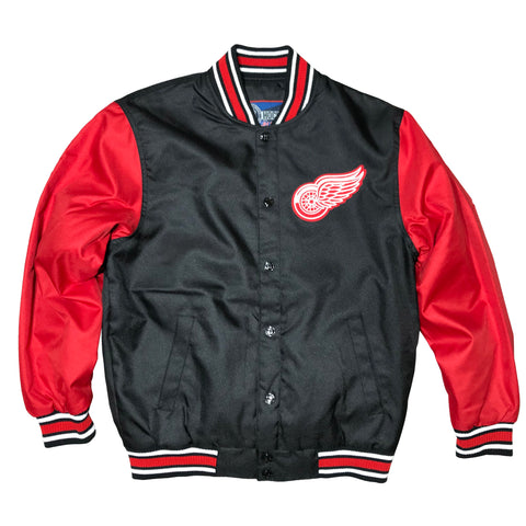 JH DESIGN RED WINGS JACKET