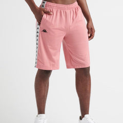 KAPPA SHORT 222 BANDA PINK/GREY